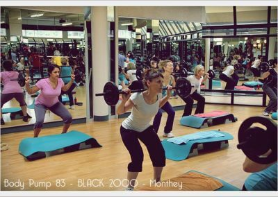 BODY PUMP 83 – COURS DE 12H15